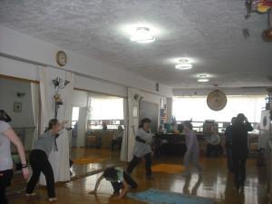Σεμινάριο Δημιοργικού χορού