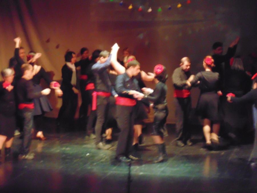 Ομάδα χορού ΚΔΑΠ-ΜΕΑ Πολίχνης